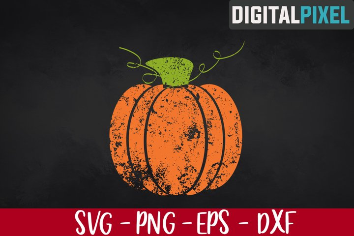 Pumpkin Svg, Pumpkin Clipart, Pumpkin Cut Files, Fall Svg
