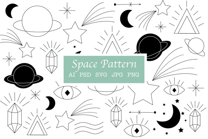 Space Pattern | Space elements
