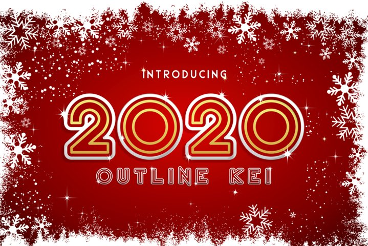 2020 Outline Kei