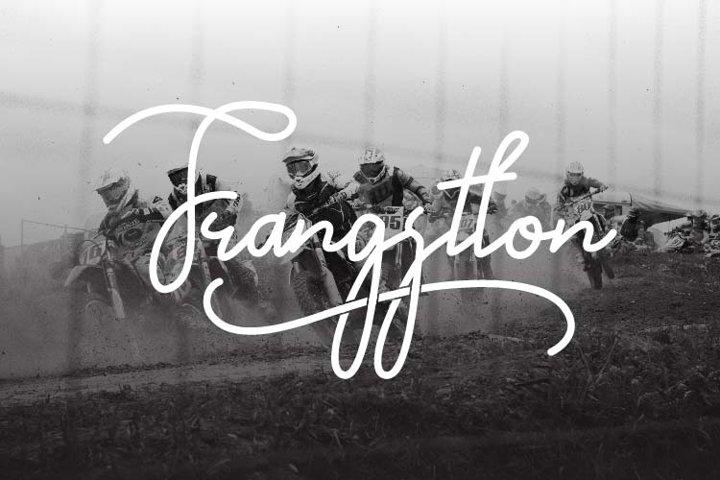 Frangstton - Monoine Script