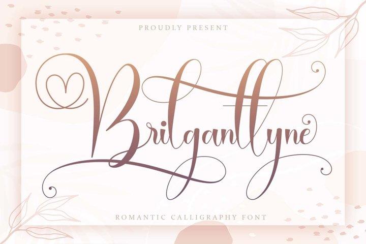 Brilganttyne Script