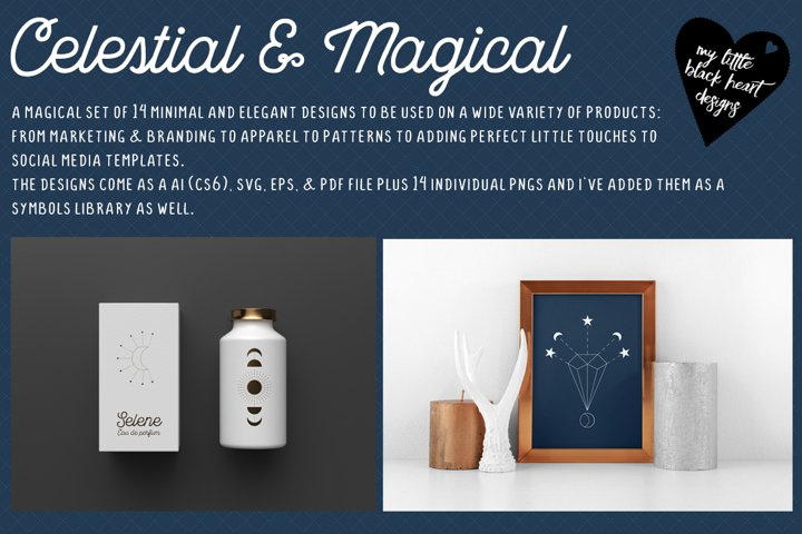 Magical and Celestial
