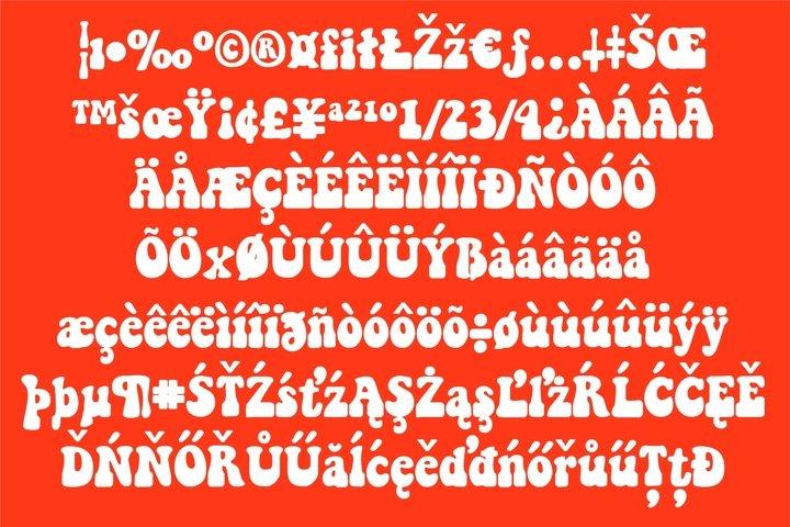 PN Boogie Woogie - Free Font Of The Week Design1