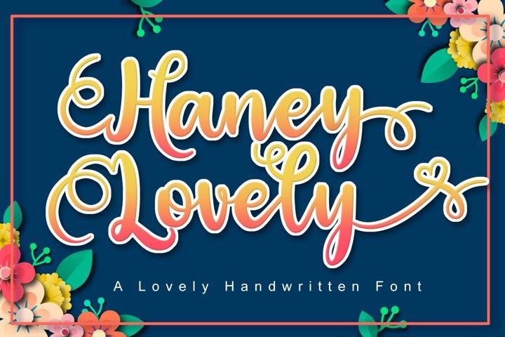 haney lovely