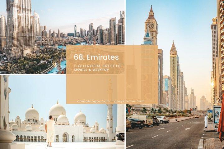 68. Emirates Presets