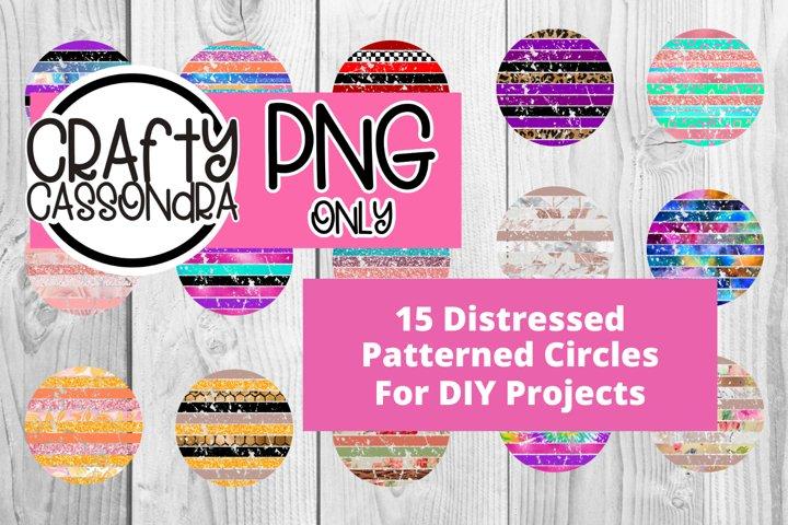 Distressed image for sublimation/png/print designs diy file