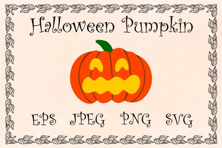 Pumpkins for Halloween, Digital pumpkin, vector,svg,png,jpeg