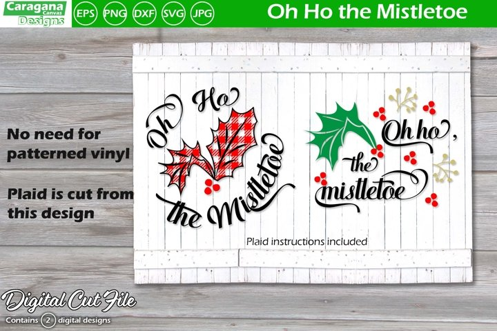 Oh Ho the Mistletoe