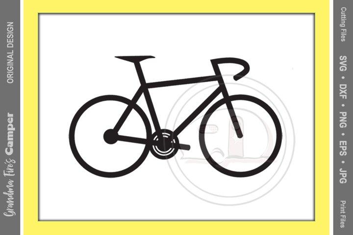 Cycling SVG, Bicycle, Road Bike
