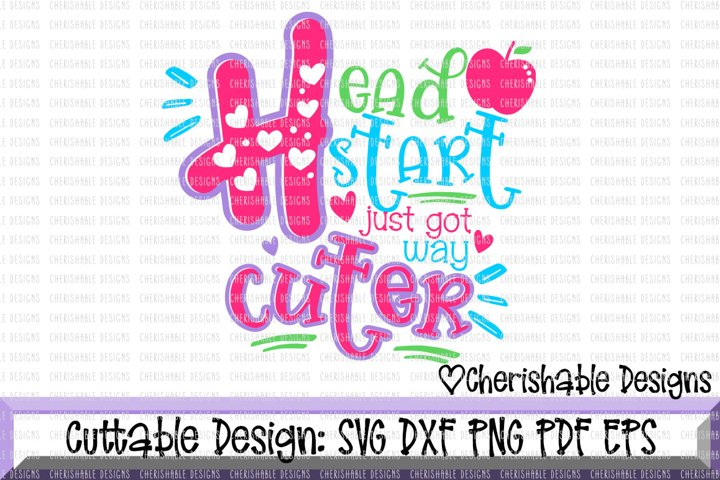 Headstart svg, School svg,Back to School svg