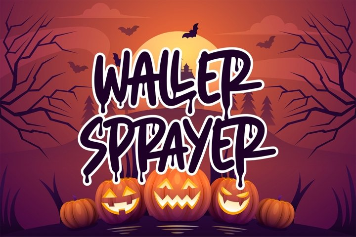 Waller Sprayer
