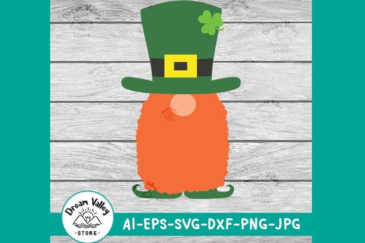 Saint Patrick Day Gnome