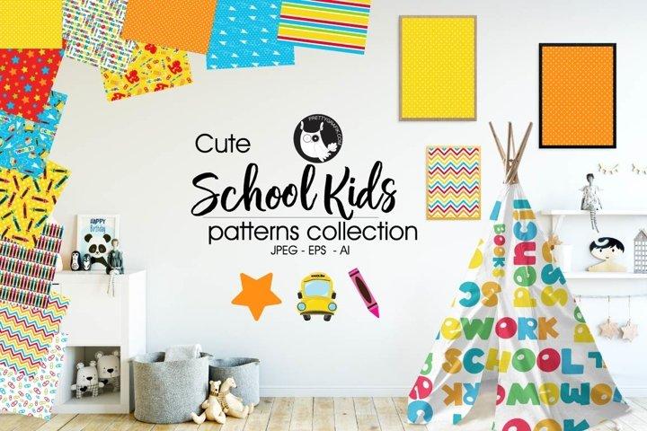 SCHOOL-KIDS, digital papers