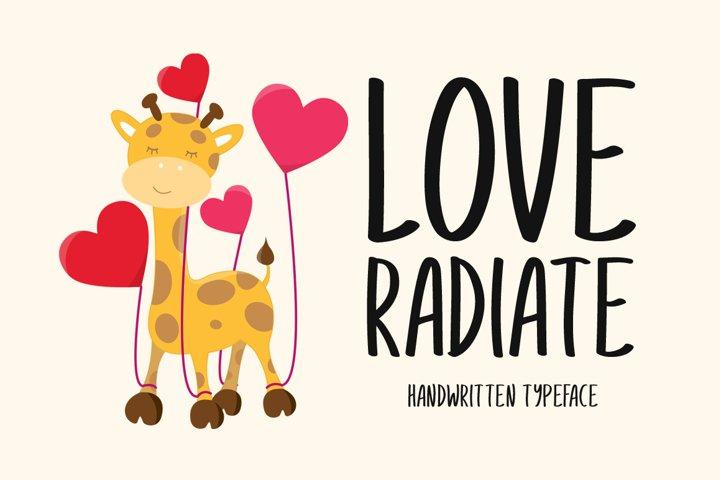 Love Radiate