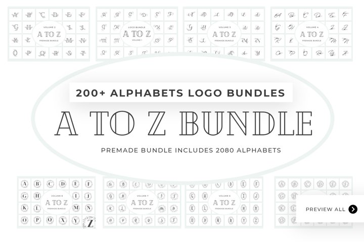 A to Z Complete Bundle Vol.1-8