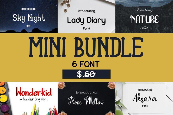 Mini Bundle Font