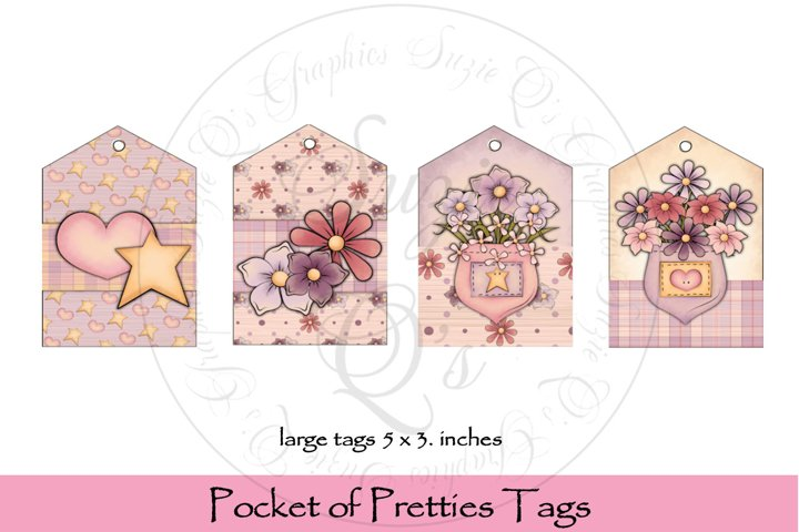 Pocket of Pretties Tags