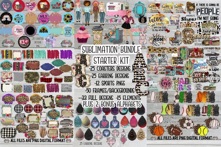 Huge Sublimation Starter Kit Bundle
