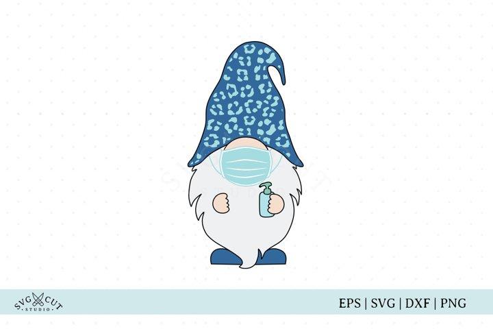 Gnome SVG, Mask Gnome SVG file