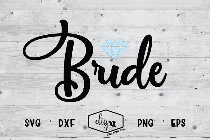 Bride example 1