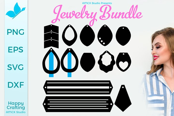 A Jewelry Bundle SVG example