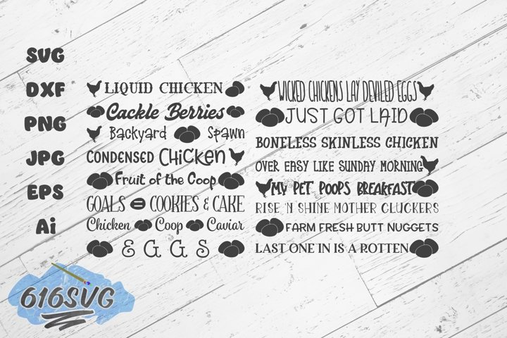 16 Egg Container Sayings