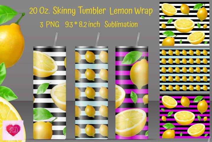 Skinny Tumbler Sublimation. Stripes Tumbler Design. 20 oz.
