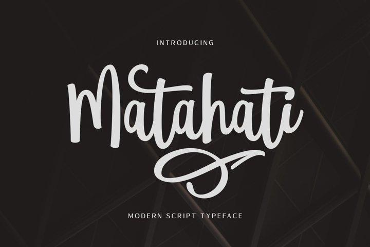 Matahati