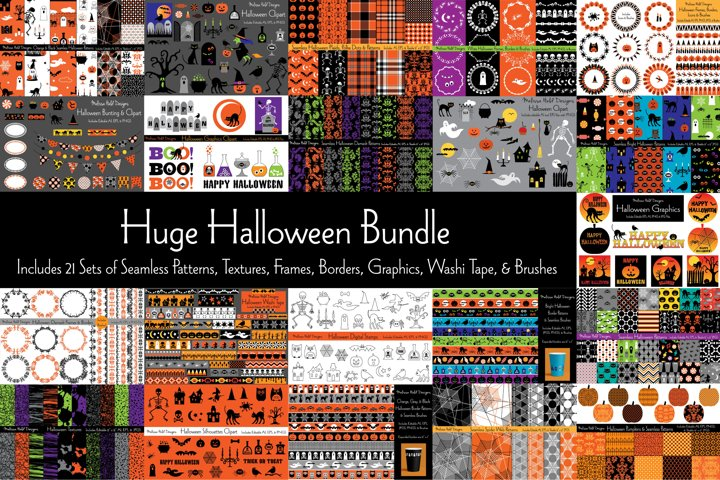 HUGE HALLOWEEN BUNDLE