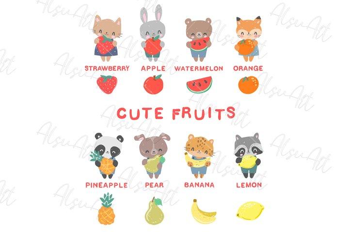 Fruit Names for Children