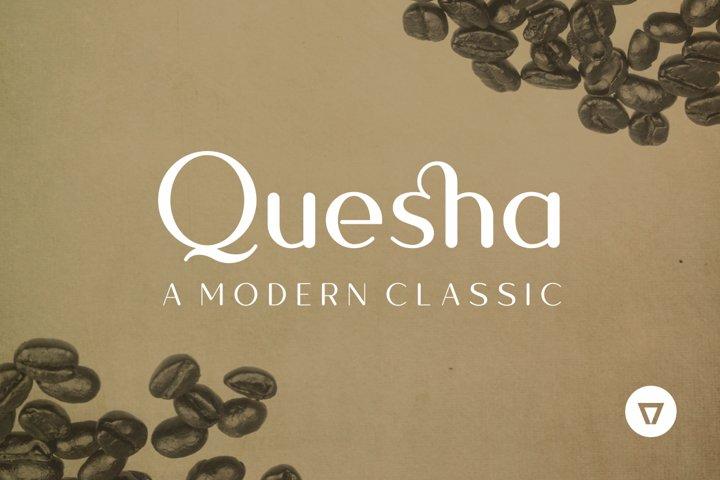 Quesha