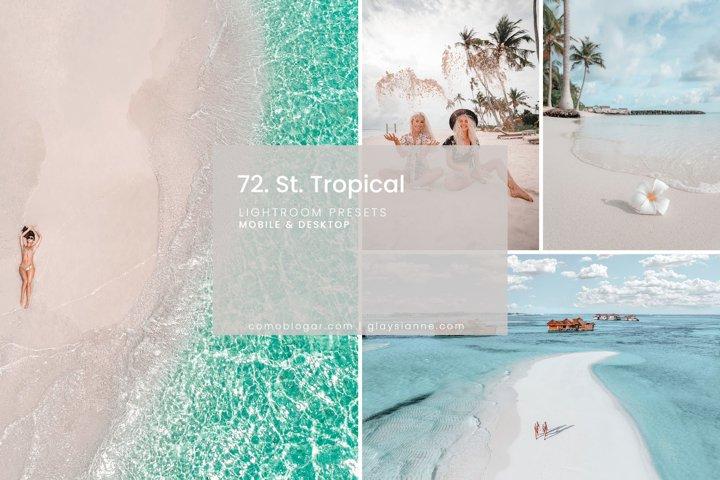 72. St. Tropical