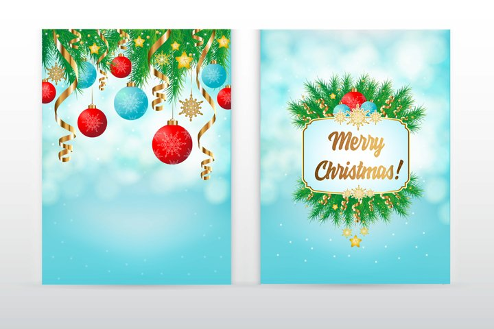 Christmas templates for posters