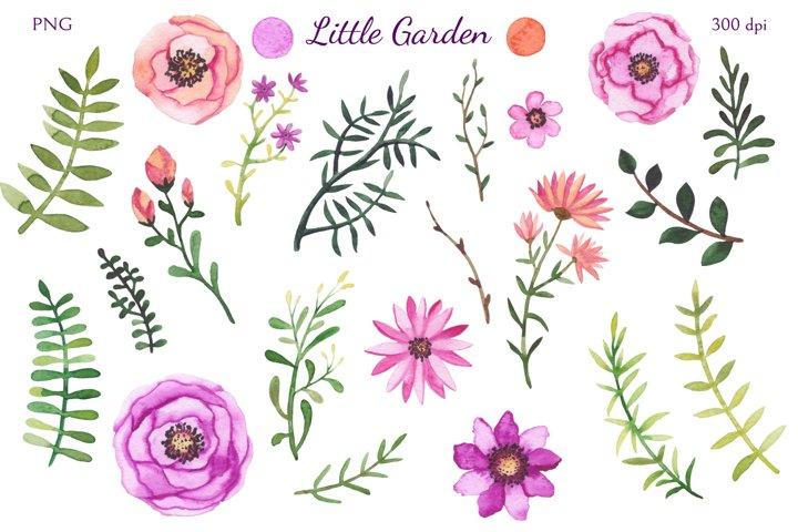 Little Garden example 1