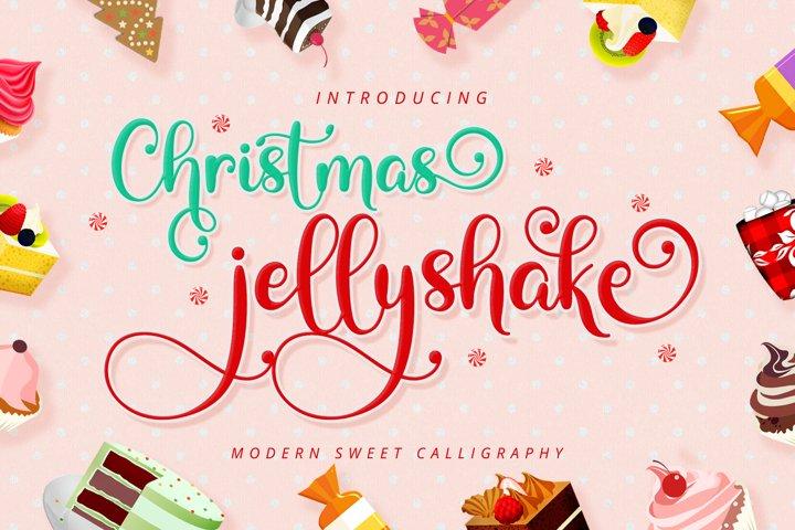 Christmas Jellyshake