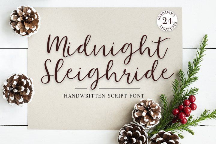Midnight Sleighride