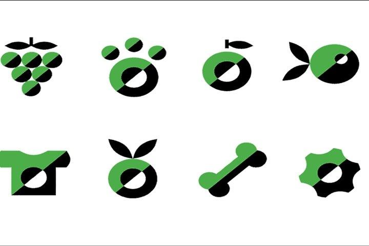 8 Eco-Friendly Logo Minimalistic  Part2