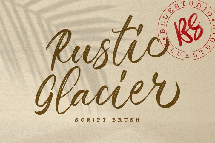 Rustic Glacier
