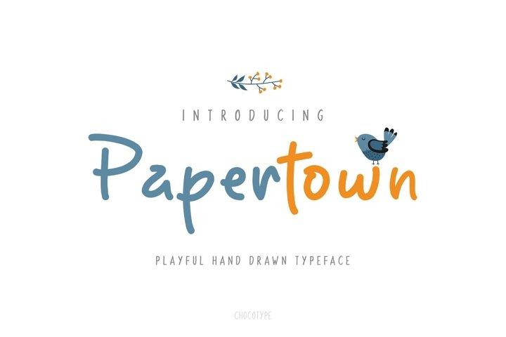 Papertown