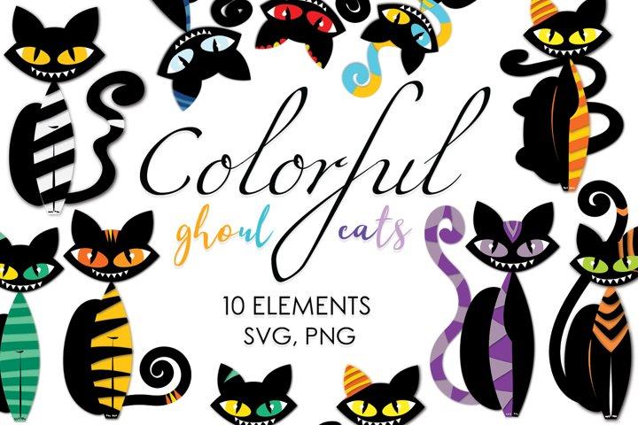 Cat Svg, Cats, Cute Cat Clipart, Horror, Animals, Svg Files