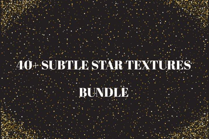 Gold and Silver Glitter Overlays Background Bundle EPS/JPG
