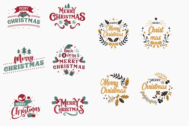 100 Christmas SVG Bundle, Christmas Ornaments Bundle -pack-
