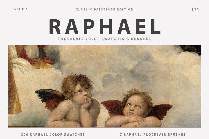 Raphaels Art Procreate Brushes