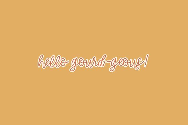 Hey Pumpkin Script Font - Free Font Of The Week Design0