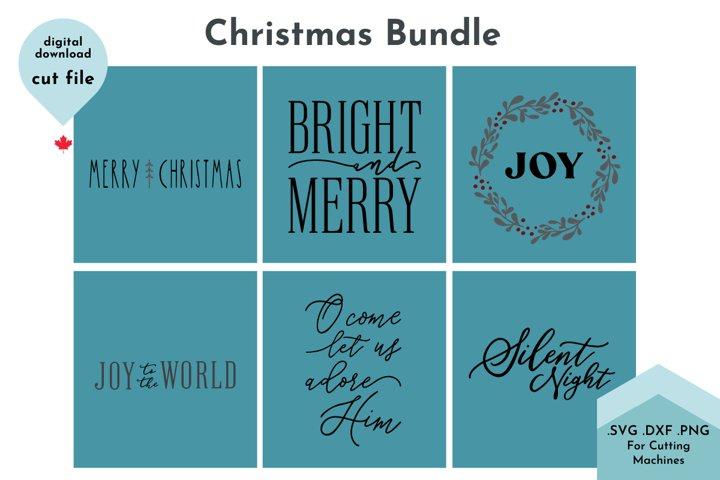 Christmas SVG Bundle - Christmas svg Bundle, holiday bundle