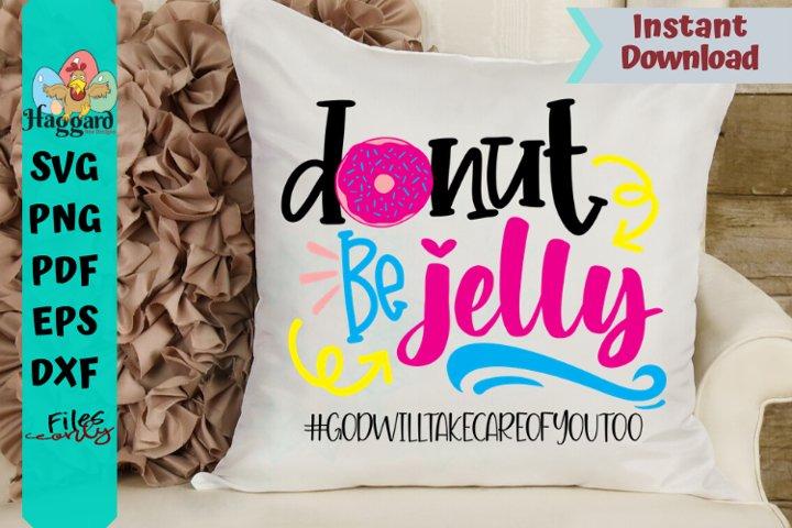 Donut be Jelly