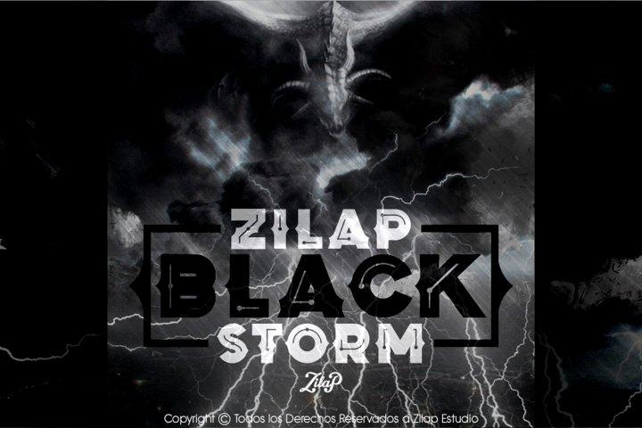 Zilap Black Storm