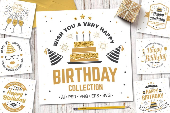 Happy Birthday Collection