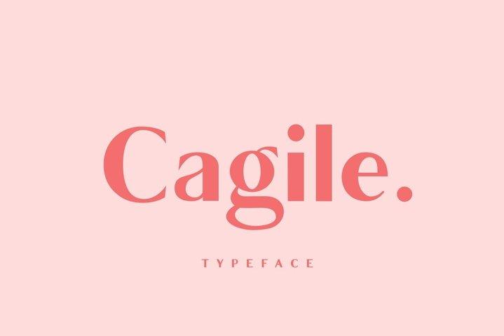 Cagile - 4 Styles