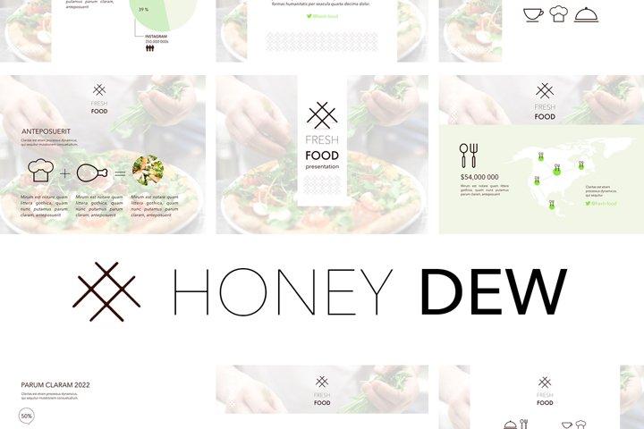 Honey Dew for PowerPoint